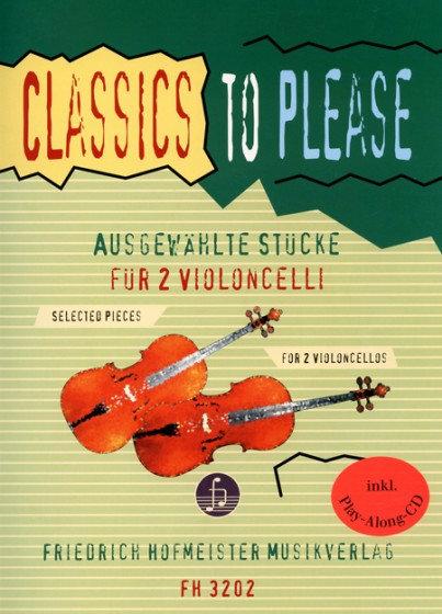 Classics to please Heft 2 (+ CD)
