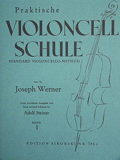 Praktische Violoncell-Schule Band 1 (neue revidierte Ausgabe)