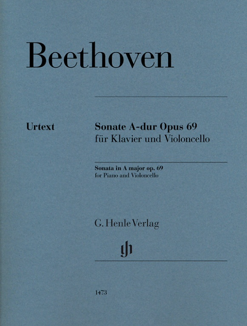 Beethoven: Violoncellosonate A-dur op. 69