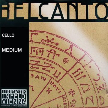 Thomastik 70cm Belcanto Medium (Einzelsaiten & Satz)