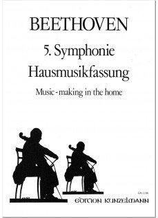 5. Sinfonie, Hausmusikfassung