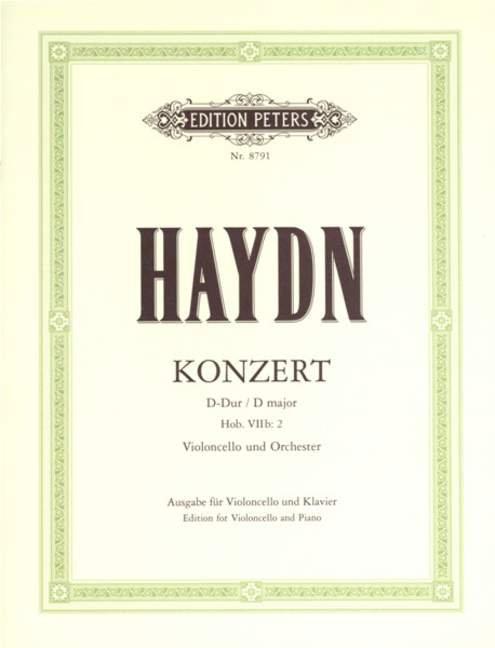 Haydn: Konzert D-Dur Hob. VIIb:2