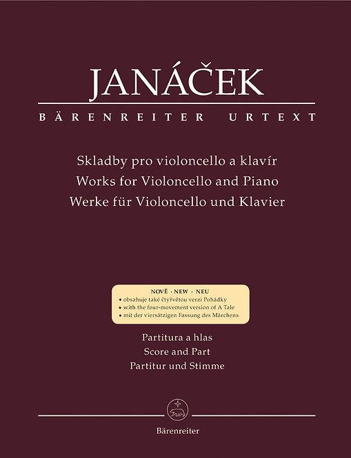Janácek: Werke für Violoncello und Klavier