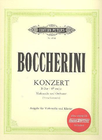 Boccherini: Cello-Konzert B-Dur