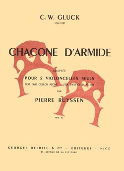 Gluck: Chacone d'Armide