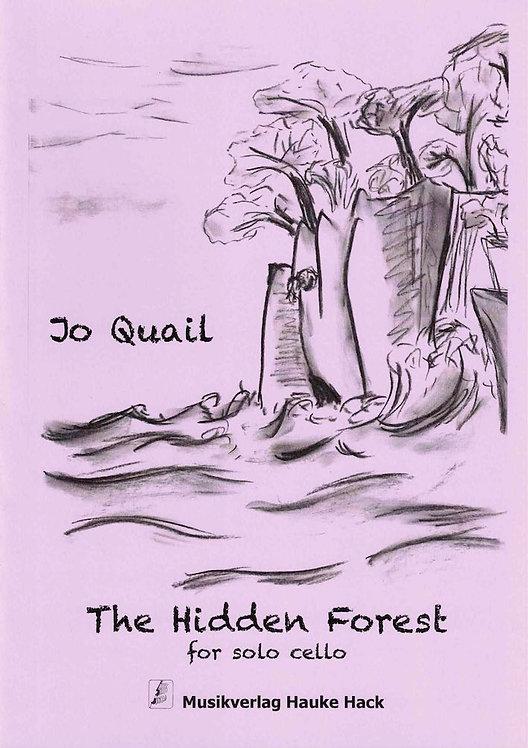 "Quail: ""The Hidden Forest"" for solo cello"