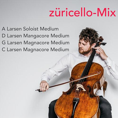 züricello-Mix - Saiten für Sie von züricello zusammengestellt