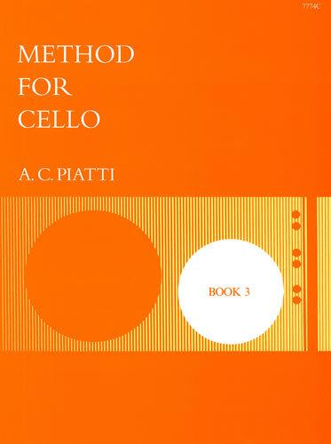 Piatti: Method for Cello Book 3
