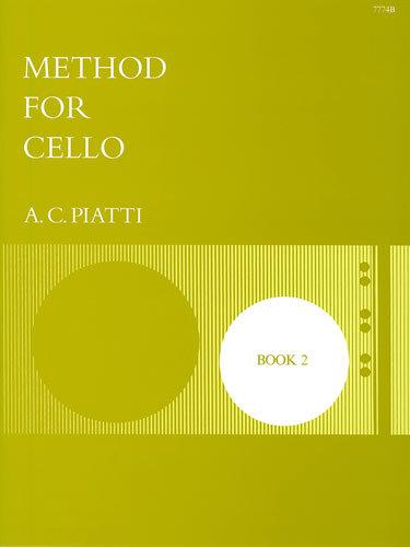 Piatti: Method for Cello Book 2