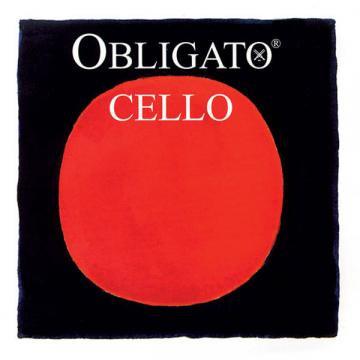 Pirastro Obligato 4/4 Medium (Einzelsaiten & Satz)