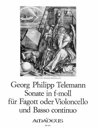 """Sonate in f-moll TWV 41:f1 aus """"Der Getreue Music=Meister"""""""