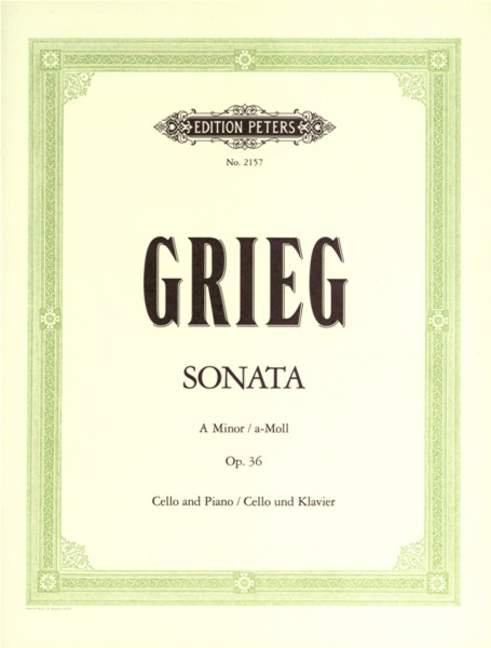 Grieg: Sonate a-moll op. 36