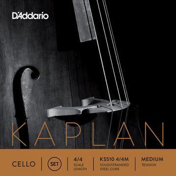 D'Addario KAPLAN Solutions (Einzelsaiten & Satz)
