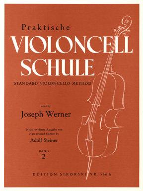 Praktische Violoncell-Schule Band 2 (neue revidierte Ausgabe)
