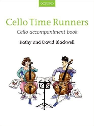 Cello Time Runners Cello Accompaniment Book