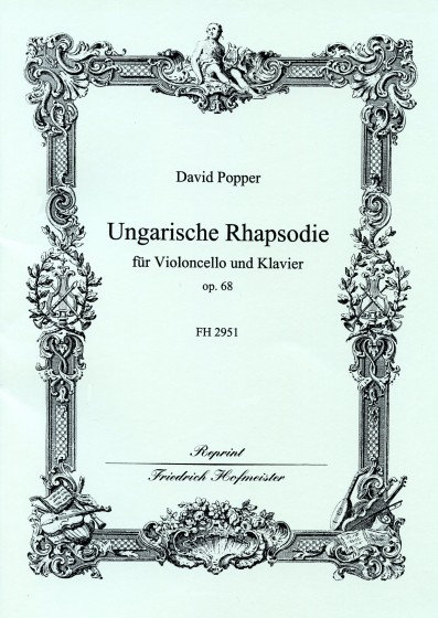 Popper: Ungarische Rhapsodie op. 68