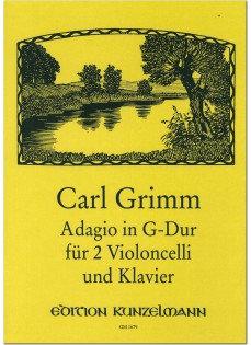 Grimm: Adagio G-Dur