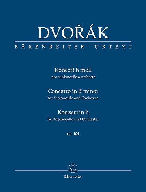 Dvořák: Konzert für Violoncello und Orchester h-Moll op. 104
