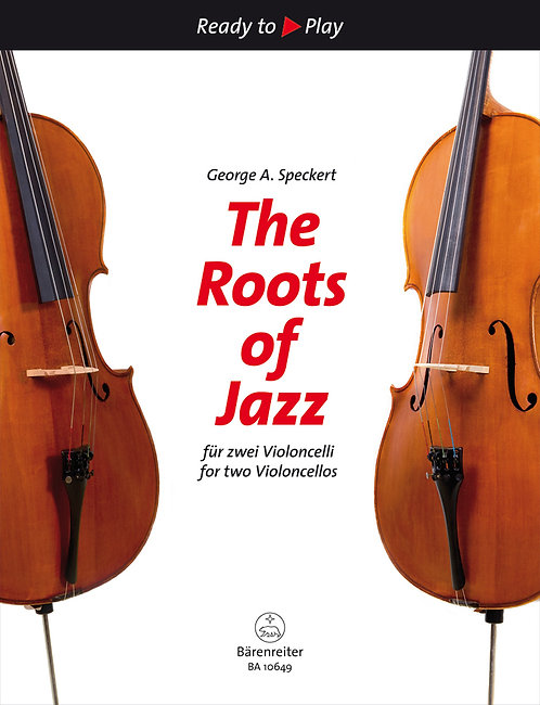 The Roots of Jazz für zwei Violoncelli