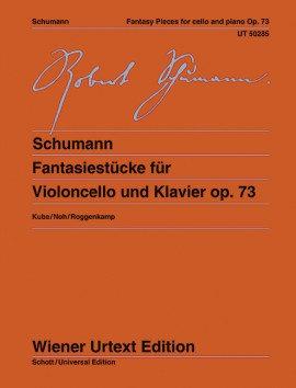 Schumann: Fantasiestücke für Violoncello und Klavier