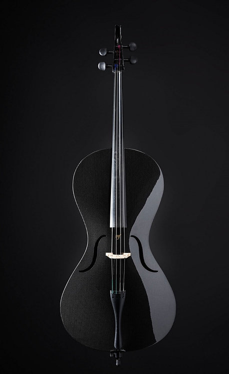 "mezzo-forte Carbon Fiber Cello ""Design Line"""