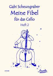 Meine Fibel für das Cello - Heft 2