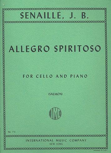 Senaillé: Allegro Spirituoso