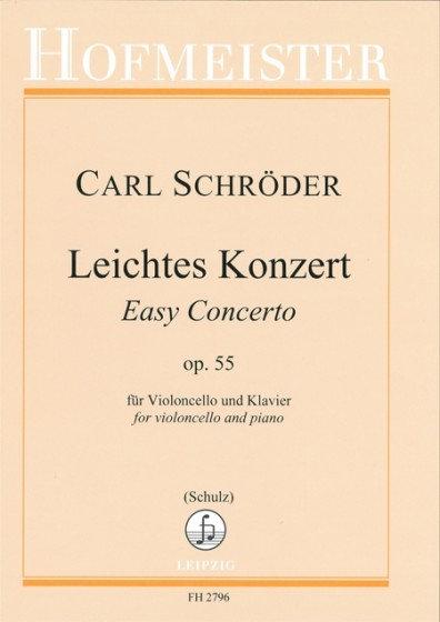Schröder: Leichtes Konzert op. 55