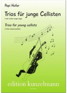 Trios für junge Cellisten