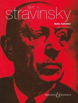 "Strawinsky: Suite Italienne (aus ""Pulcinella"")"