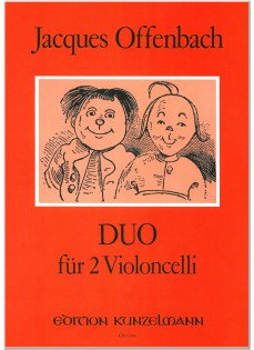 Duo für 2 Violoncelli, op. 52,2