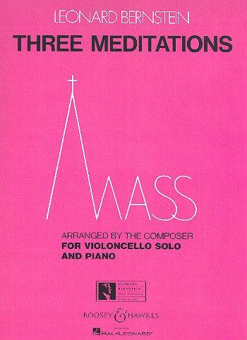 Bernstein: Three Variations from Mass