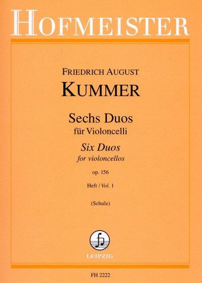 Sechs Duos für Violoncelli, op. 126, Heft 3