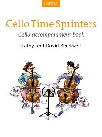 Cello Time Sprinters - Cello Accompaniment Book