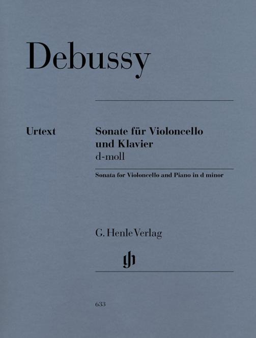 Debussy: Violoncellosonate d-moll
