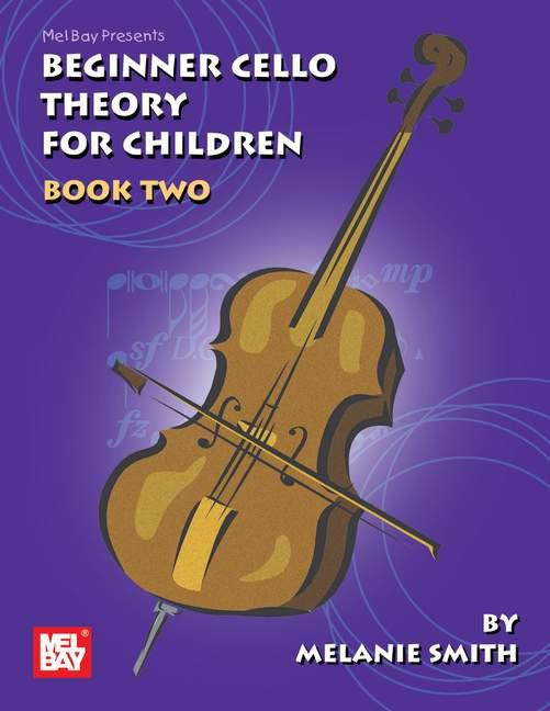 Beginner Cello Theory For Children, Book 2
