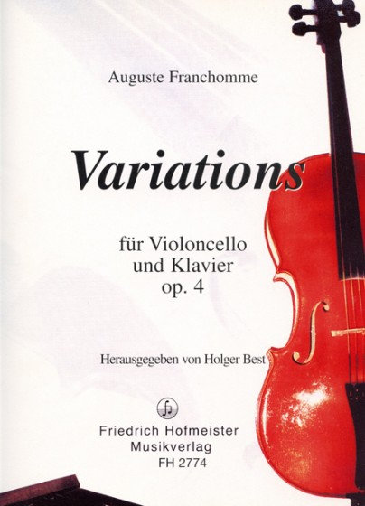 Variations G-Dur op. 4