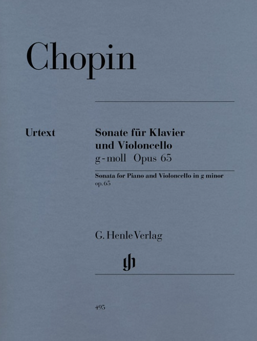Chopin: Violoncellosonate g-moll op. 65