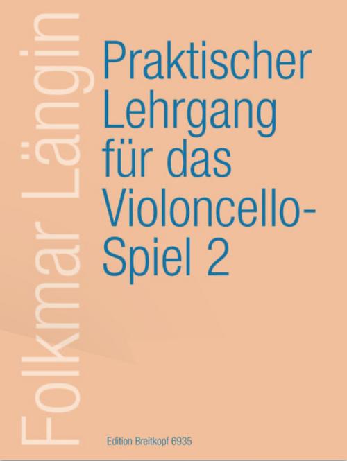 Praktischer Lehrgang für das Violoncellospiel. Heft 5