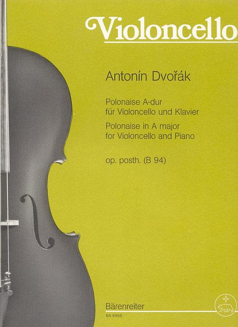 Dvořák: Polonaise A-Dur op. post. B 94