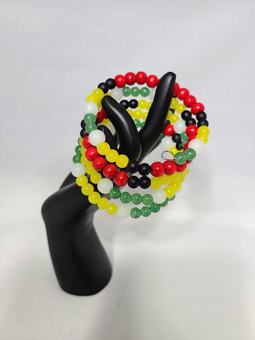 Guyanese Beaded Bracelet