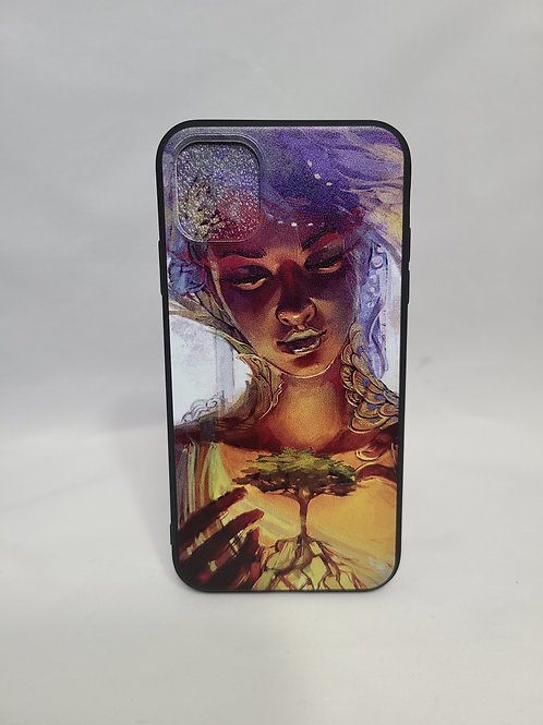 Mother Earth iPhone 11 phone case