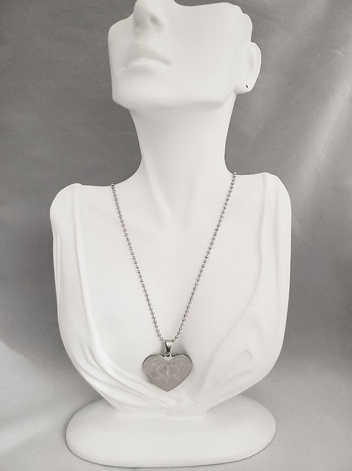 To My Wife... Pendant Necklace