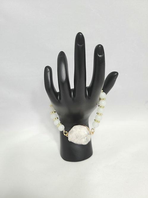 Quartz White Bracelet