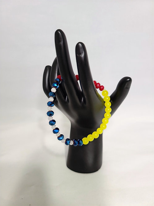 Venezuelan Colored Bracelet