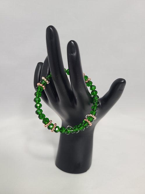 Iris Beaded Bracelet