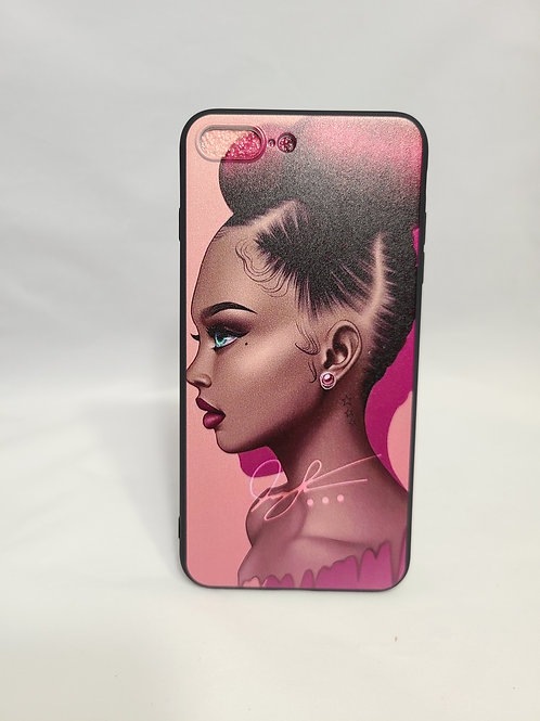Pink iPhone 7/8 Plus phone case