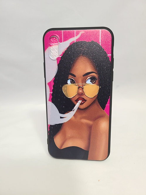 Nia iPhone X/XS Phone Case