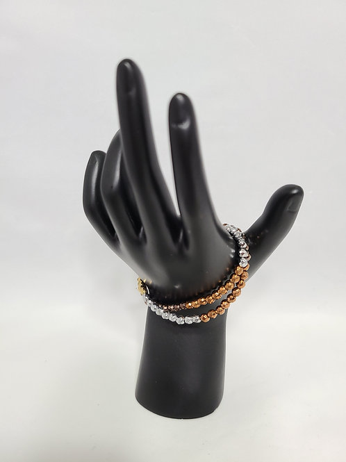 Multi-tone Bracelet