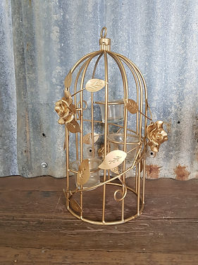 Gold Flower Lantern for hire Sublime Weddings and Events Wauchope New South Wales.jpg